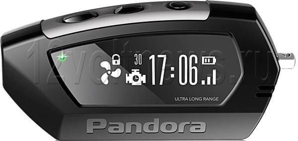 Брелок сигнализация Пандора DX 90L