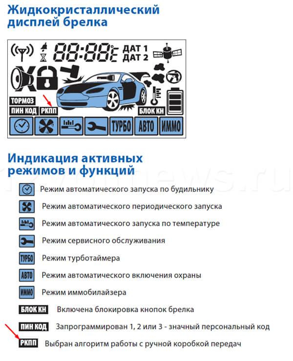Выбрана ручная коробка передач на Старлайн а91